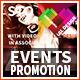 Stockholm Events Promotion