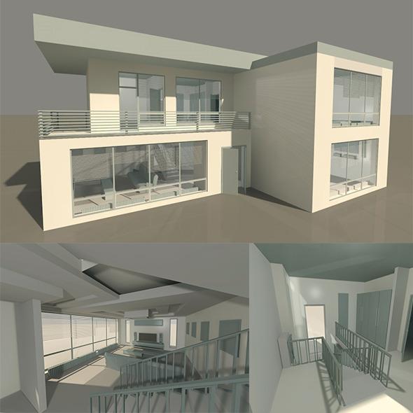 HOUSE interior exterior