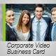 Corporate Video Business Card