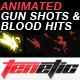 Gun Shots & Blood Hits - Anime Action Essentials