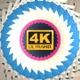 4K Retro Popart VJ Loop