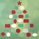 Holiday Photo Tree