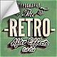 Kinetic Typography, Vintage Retro Style