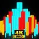 Audio Visualizer 4K