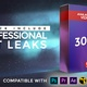 Professional Light Leaks