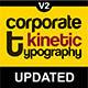 Corporate Kinetic Typography