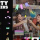 Animated Party Stickers | Motion Graphics