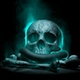 Black Magic Skull