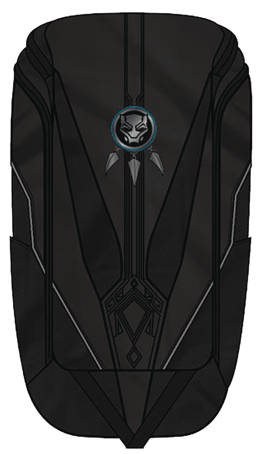AUG178389 BLACK PANTHER MOVIE COSTUME INSPIRED LAPTOP
