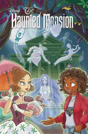 HAUNTED MANSION (Sina GRACE & Egle BARTOLINI) OGN TP