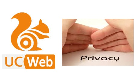 UC browser privacy issue