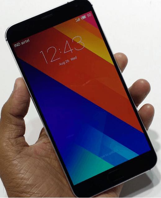 Meizu MX5 Review India
