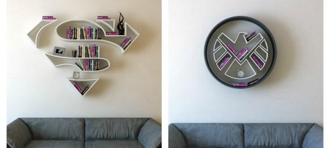 Superherojske police za knjige