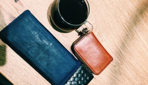 """品川駅港南口に出来た""""ブルーボトルコーヒー""""に、ココマイスターの財布とともに行ってきた"""