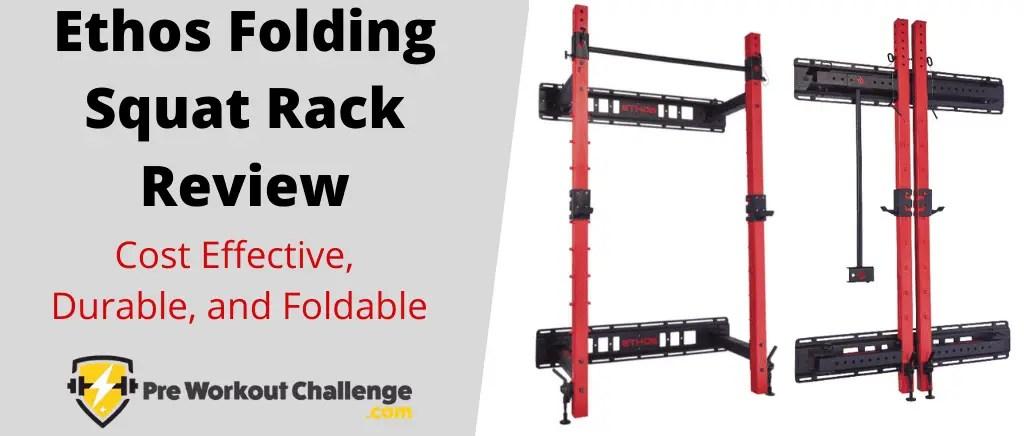 ethos folding squat rack review cost