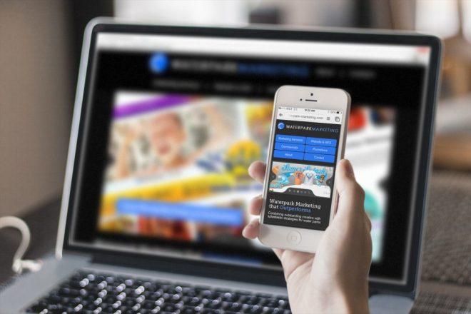 Мобильный веб-сайт