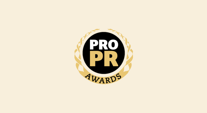 PRO PR Awards 2018