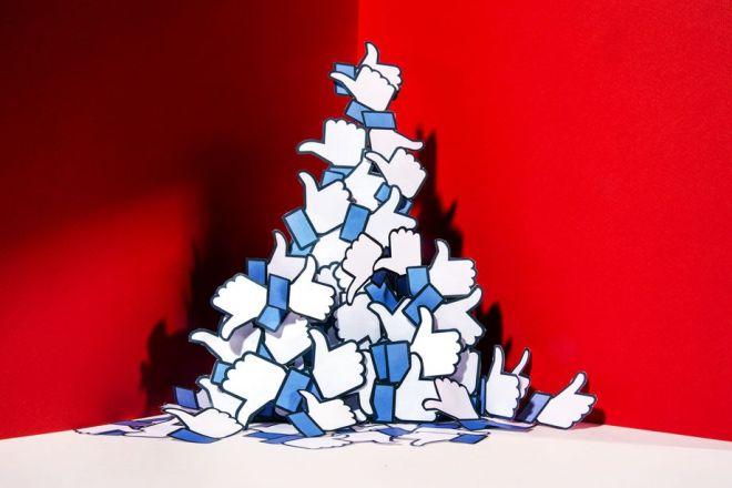 Facebook лайки