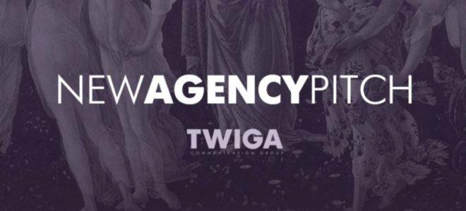 New Agency Pitch