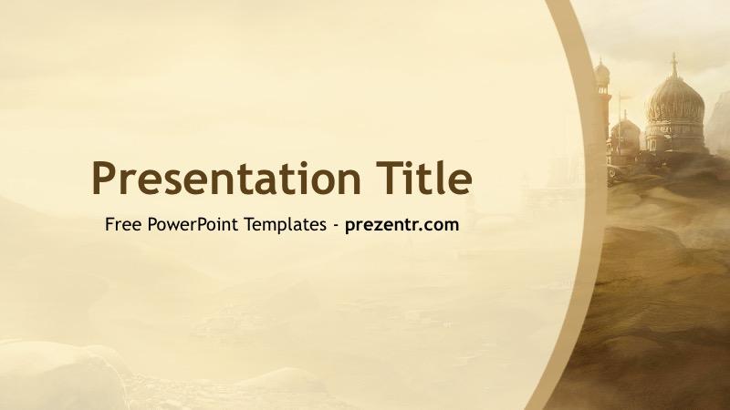 Free Ancient Powerpoint Template Prezentr Ppt Templates