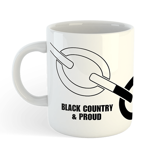 Black Country & Proud Mug Side 2