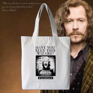 Sirius Wanted Tote Bag