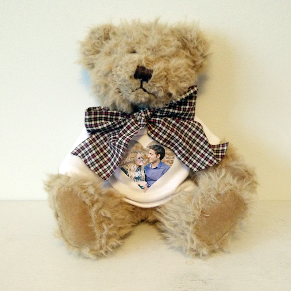 Edward Teddy Bear Sitting