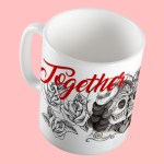 TOGETHER FOREVER MUG SIDE
