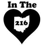 inthe216 logo