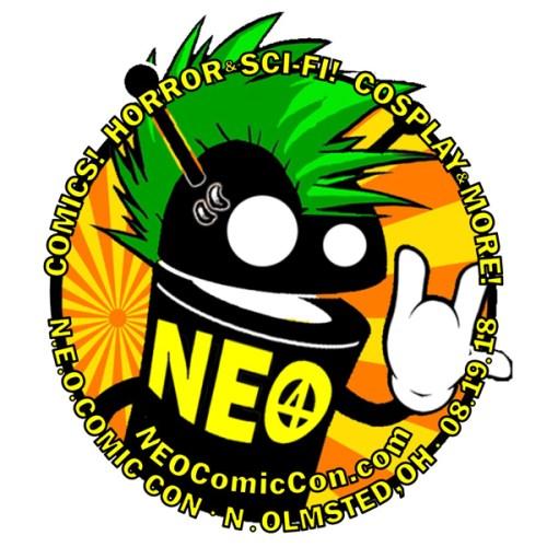 NEO Comic Con 2018 punk rock flea market lorain sponsor