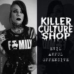 Killer Culture Shop PRFM Lorain vendor