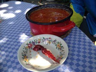 refernece fish soup