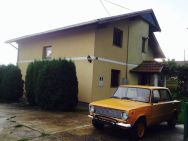 and our host Dejan's place and car :)