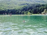 Balkana lake - roadside stop