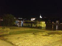 .. along the Sava river