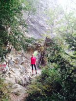 exploring Matka canyon