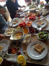 turkish breakfast!!!
