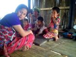 Karen-hilltribe-village059