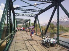 China friendship bridge