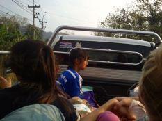school truck ride share