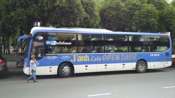 sleeper bus for, upper deck for midgits