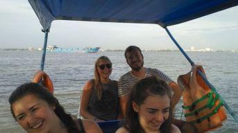 Annalena & Hendrik returning from a year in Australia