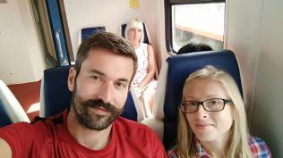 Rolling to Vladivostok town