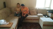 more couchsurfers from Kiev
