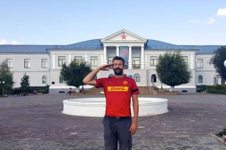 the KarLAG (Gulag) museum