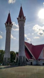 the main mosque