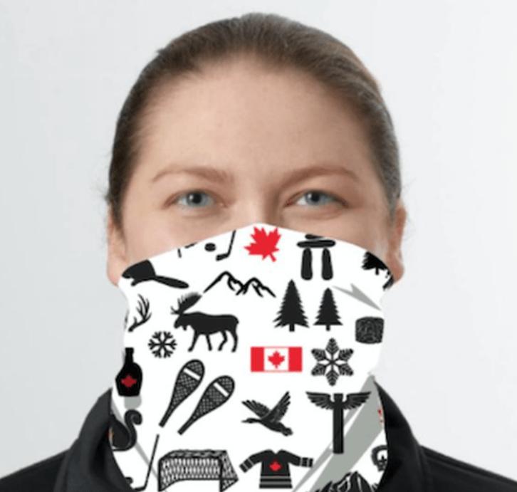 promotional product face masks and bandanas