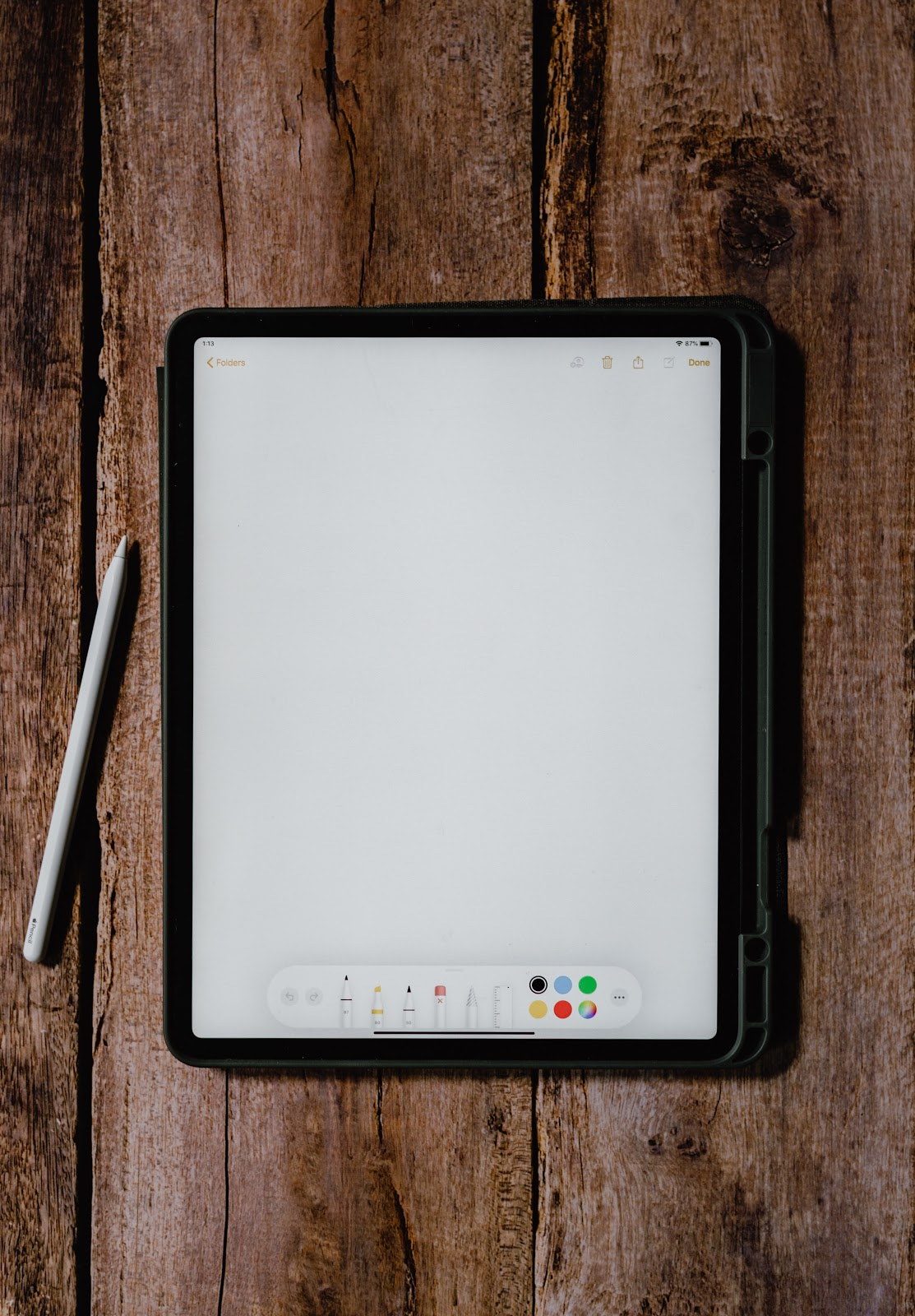 Tablet Unsplash 1
