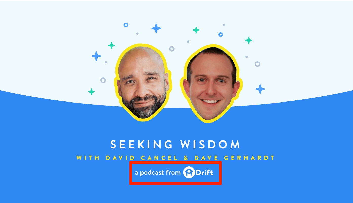 Drift Seeking Wisdom Podcast