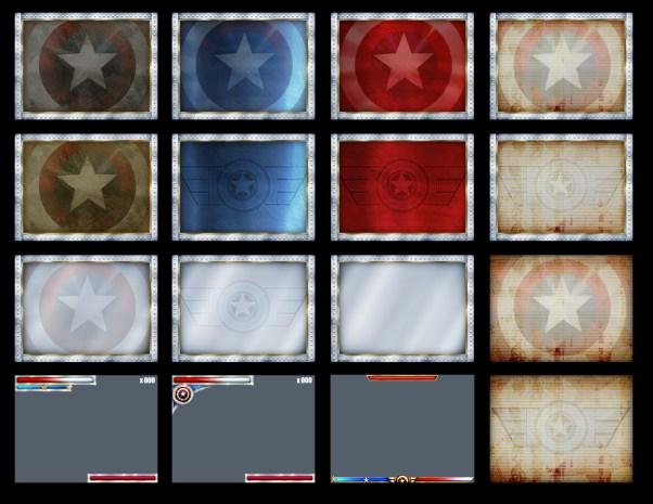 Captain America (DS): UI